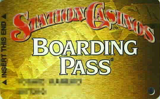Station casinos gaming boarding pass villento casino bonus